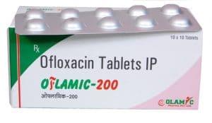 OFLOXACIN Kháng sinh nhóm quinolon (4)