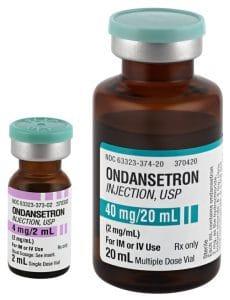 ONDANSETRON Chất đối kháng thụ thể 5 - HT3 (1)