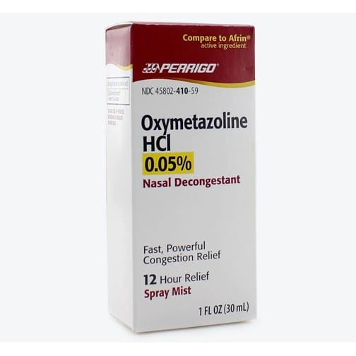 OXYMETAZOLINE HYDROCLORID Thuốc làm giảm sung huyết (1)