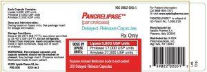 PANCRELIPASE Thuốc lợi tiêu hóa (2)