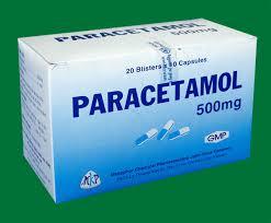 PARACETAMOL thuốc Giảm đau, hạ sốt (2)
