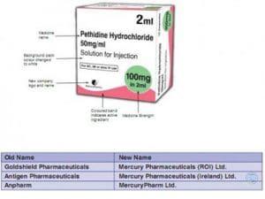 PETHIDIN HYDROCLORID thuốc Giảm đau (1)
