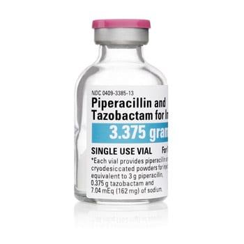 PIPERACILIN thuốc Kháng sinh ureido penicilin phổ rộng (2)