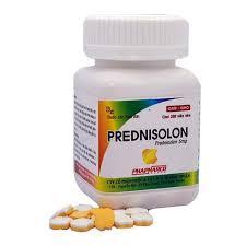 PREDNISOLON thuốc chống viêm corticosteroid (1)