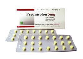 PREDNISOLON thuốc chống viêm corticosteroid (2)