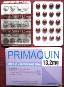 PRIMAQUIN thuốc Chống sốt rét (1)