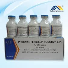 PROCAIN PENICILIN thuốc kháng khuẩn (1)
