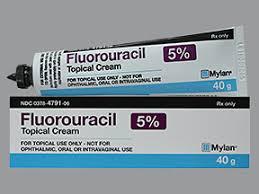 FLUOROURACILThuốc chống ung thư, loại chống chuyển hóa.