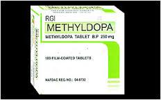 METHYLDOPAThuốc chống tăng huyết áp thuộc loại liệt giao cảm