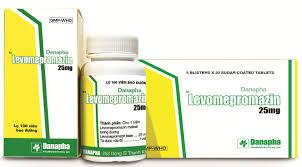 LEVOMEPROMAZINThuốc chống loạn thần, giảm đau không gây nghiện, an thần