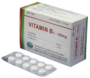 THIAMIN (VITAMIN B1)