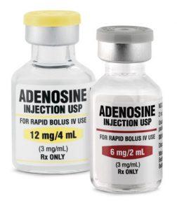 ADENOSIN Thuốc chống loạn nhịp tim (1)