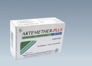 ARTEMETHER Thuốc chống sốt rét