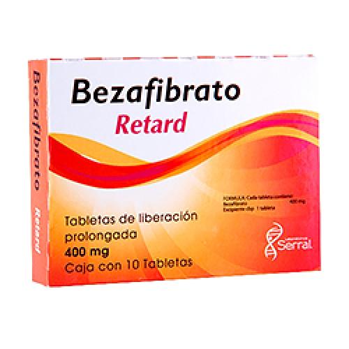 BEZAFIBRAT Thuốc hạ lipid máu (nhóm fibrat) (3)