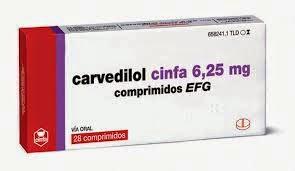 CARVEDILOL Thuốc chống tăng huyết áp (1)