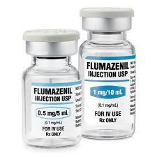 FLUMAZENIL thuốcChất đối kháng benzodiazepin.