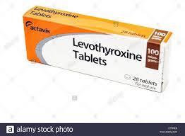 LEVOTHYROXIN thuốcHormon tuyến giáp