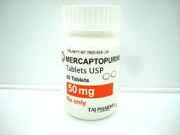 MERCAPTOPURINThuốc chống ung thư, thuốc chống chuyển hóa purin