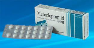 METOCLOPRAMID thuốc Chống nôn. Thuốc chẹn thụ thể dopamin. Thuốc kích thích nhu động dạ dày - ruột