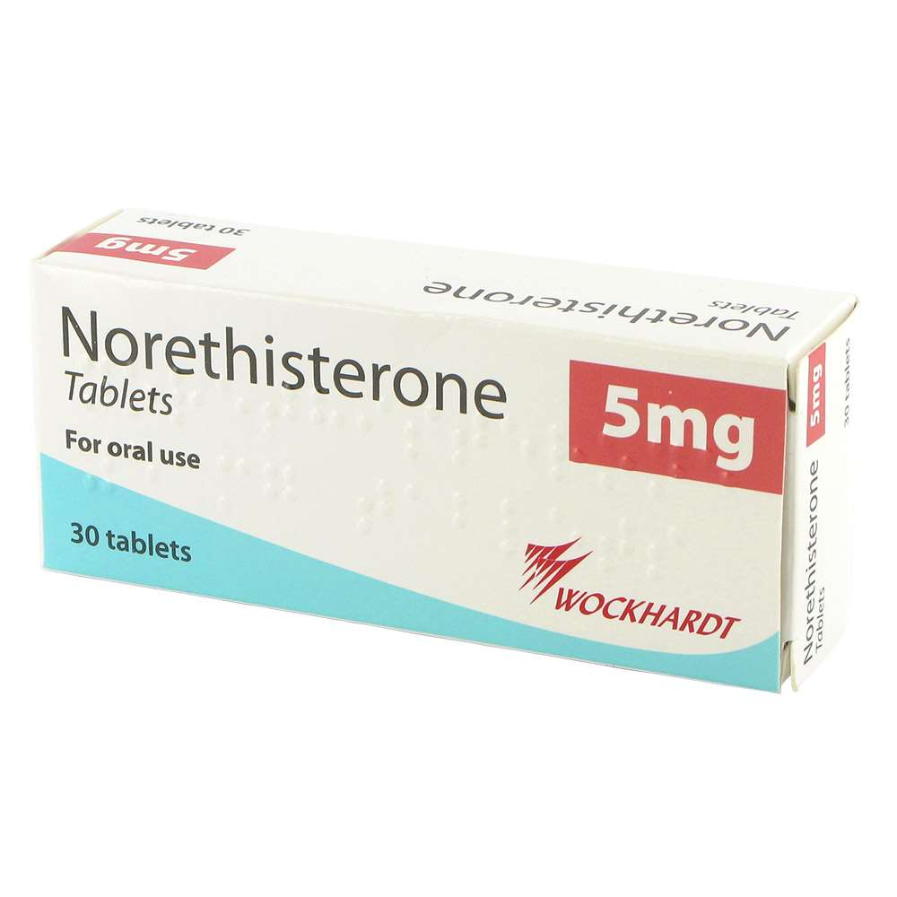 NORETHISTERON (NORETHINDRON) Hormon kiểu progesteron (3)