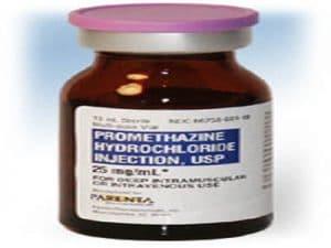 PROMETHAZIN HYDROCLORID thuốc an thần (2)