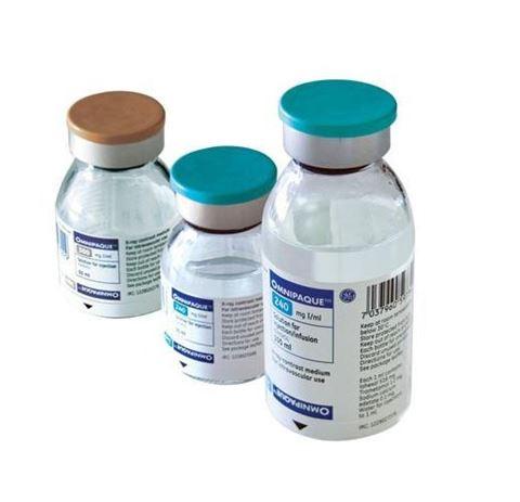 PROPYLIODONE thuốc cản quang chụp phế quản