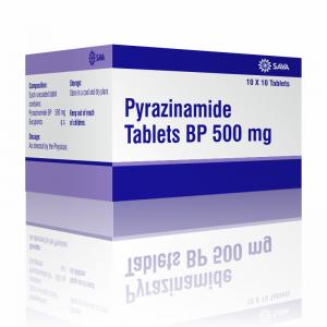 PYRAZINAMIDE thuốc chống lao (1)