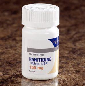 RANITIDINE thuốc Ðối kháng thụ thể histamin H2 (3)