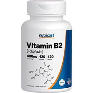 RIBOFLAVIN thuốc VITAMIN B2 (3)