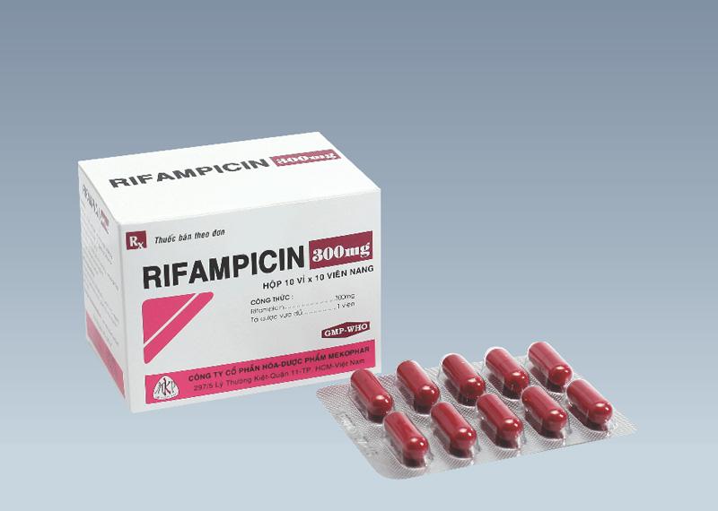 RIFAMPICIN thuốc Kháng sinh đặc trị lao và phong (3)