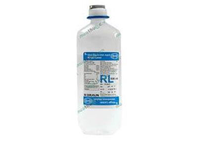 RINGER LACTAT thuốc Dịch truyền tĩnh mạch