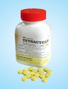 TETRACYCLIN Thuốc Kháng sinh