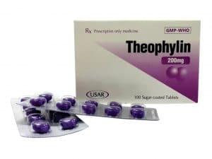 THEOPHYLIN Thuốc giãn phế quản
