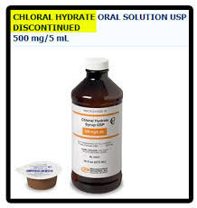 Chloral hydrate (2)