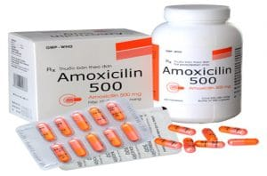 AMOXICILIN Kháng sinh nhóm beta lactam, aminopeni-cilin