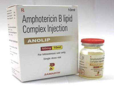 AMPHOTERICIN B Kháng sinh chống nấm