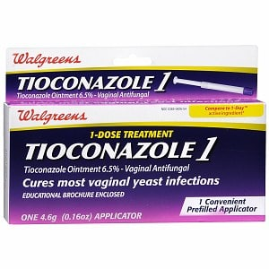 TIOCONAZOL Thuốc chống nấm