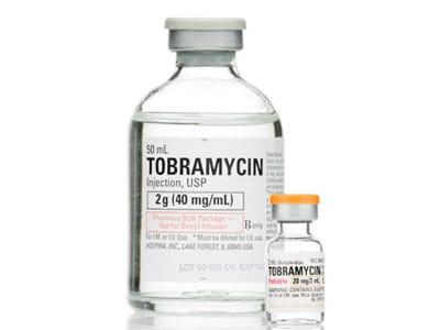 TOBRAMYCIN Kháng sinh aminoglycosid