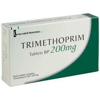 TRIMETHOPRIM Kháng khuẩn