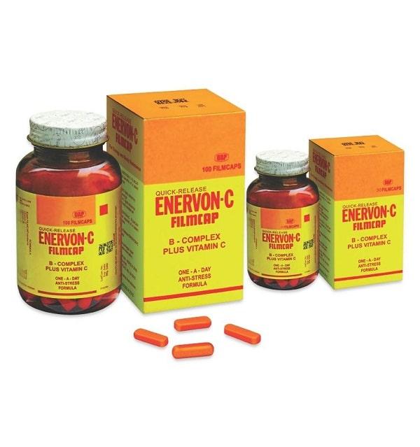 ENERVON-C thuốc gì Công dụng và giá thuốc ENERVON-C (1)