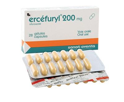 ERCÉFURYL thuốc gì Công dụng và giá thuốc ERCÉFURYL (2)
