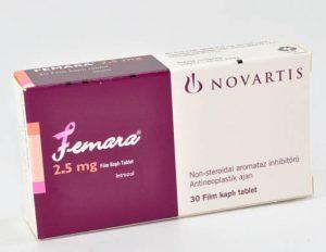 FEMARA thuốc gì Công dụng và giá thuốc FEMARA (3)