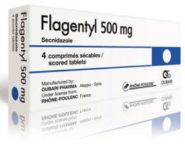 FLAGENTYL thuốc gì Công dụng và giá thuốc FLAGENTYL (2)
