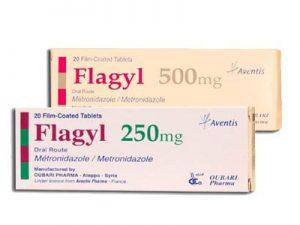 FLAGYL oral thuốc gì Công dụng và giá thuốc FLAGYL oral (2)