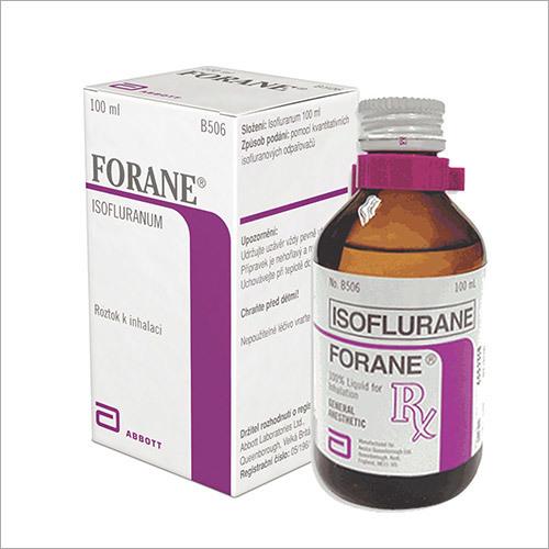FORANE thuốc gì Công dụng và giá thuốc FORANE (3)