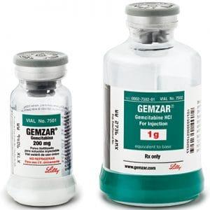 GEMZAR thuốc gì Công dụng và giá thuốc GEMZAR (1)