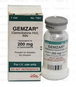 GEMZAR thuốc gì Công dụng và giá thuốc GEMZAR (4)