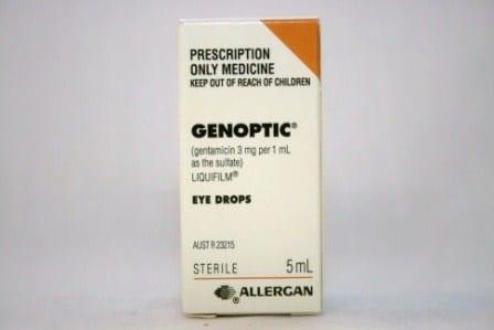 GENOPTIC thuốc gì Công dụng và giá thuốc GENOPTIC