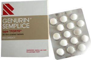 GENURIN thuốc gì Công dụng và giá thuốc GENURIN (1)