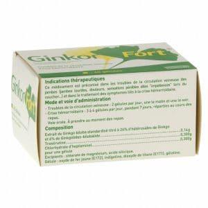 GINKOR FORT thuốc gì Công dụng và giá thuốc GINKOR FORT (2)